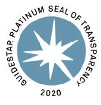 GuideStar 2020 Platinum