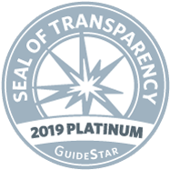 GuideStar 2019 Platinum