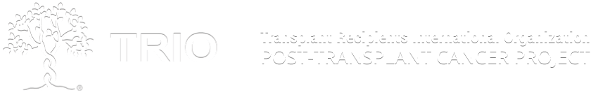 TRIO: Post Transplant Cancer Project
